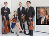RCCA: Amphion String Quartet & David Shifrin