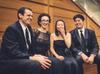 RCCA: Verona String Quartet & Daniel Hsu